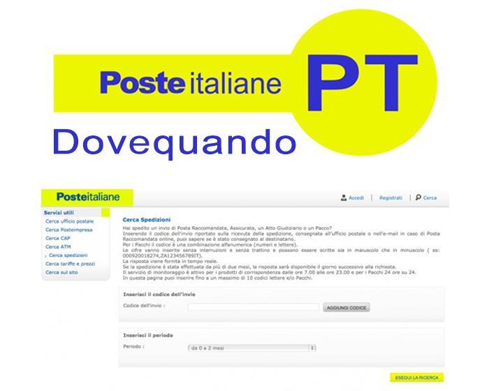 Dovequando Di Poste Italiane Spedizioni Ecco Come Funziona