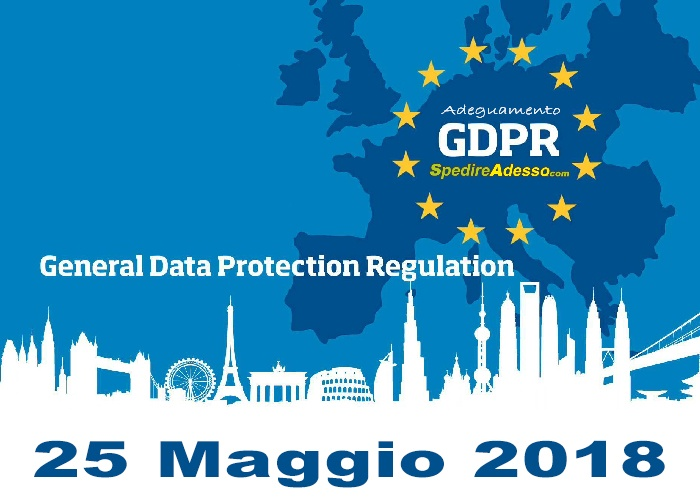 gdpr spedireadesso L