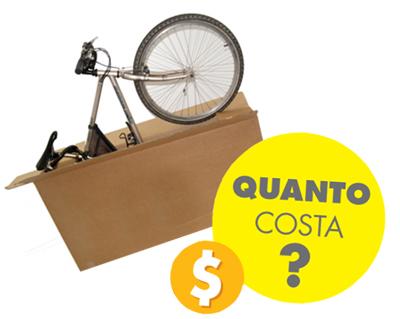 Come spedire una bicicletta for Quanto costa imbiancare una stanza