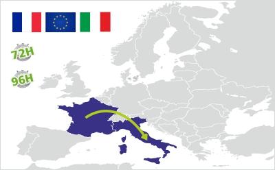 Spedire Dalla Francia All Italia Spedireadesso Com