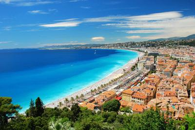 Panorama-Nizza