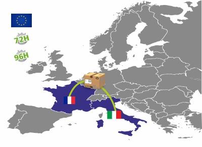 Spedire In Francia A Meno Di 1 Al Kg Spedireadesso Com
