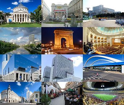 Bucharest-romania-collage1